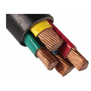 Buy Havells 2.5sq.mm 4 Core Copper Conductor PVC Insulated Unarmoured Overall PVC Sheathed 1100 Volts LT Cable Online
