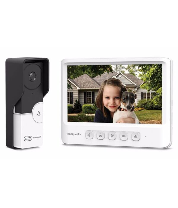 Buy Honeywell MK Video Door Phone i-Shield Standalone 7SD W4D Kit with ABS Housing ME-RD7W4D-NC Online