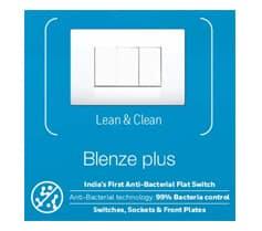 Blenze Plus Modular Switches & Sockets