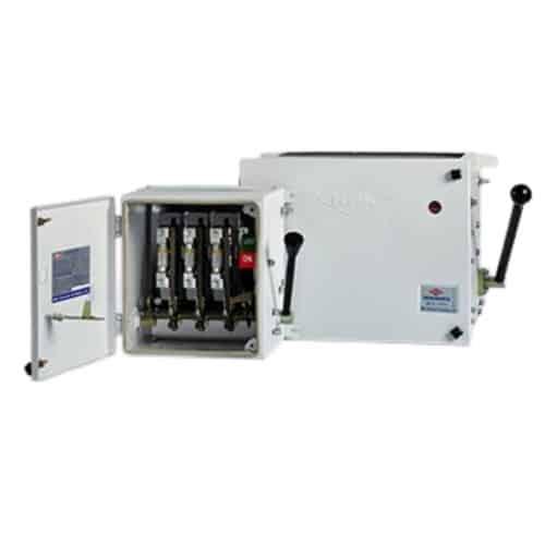 Buy HPL 320A Fuse Switch Unit (Main Switch) TPN with HRC Fuse 415V TSK 315A FSSFHR4TPN320 Online