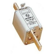 Buy L&T Switchgear 100A HRC Fuse Link DIN 100kA Type Size 0 SF94129 Online
