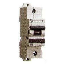 Buy L&T Switchgear Exora 100A MCB 'C' Curve 10kA 1 Pole SP AU15S11003C Online