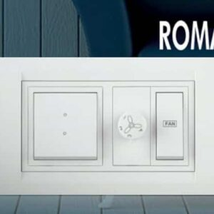 Roma Classic Modular Switches & Sockets