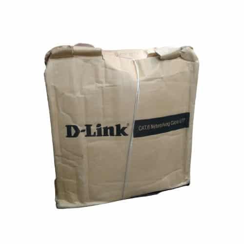 Buy D-Link Cat-6 Networking UTP LAN Cable 1000 Mbps NCB-C6UGRYR-305 Online