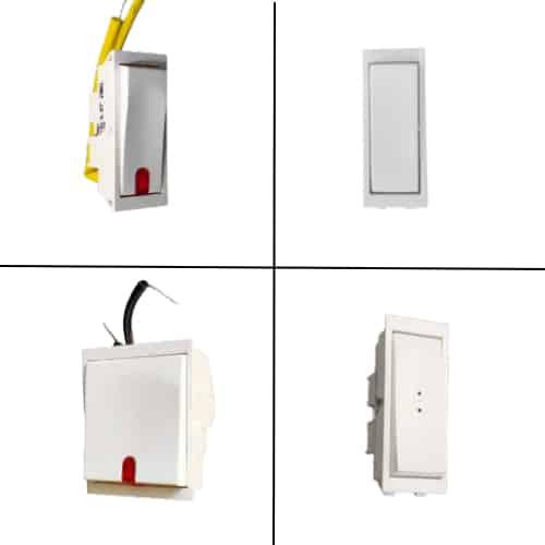 Buy honeywell mk wraparound switch white online