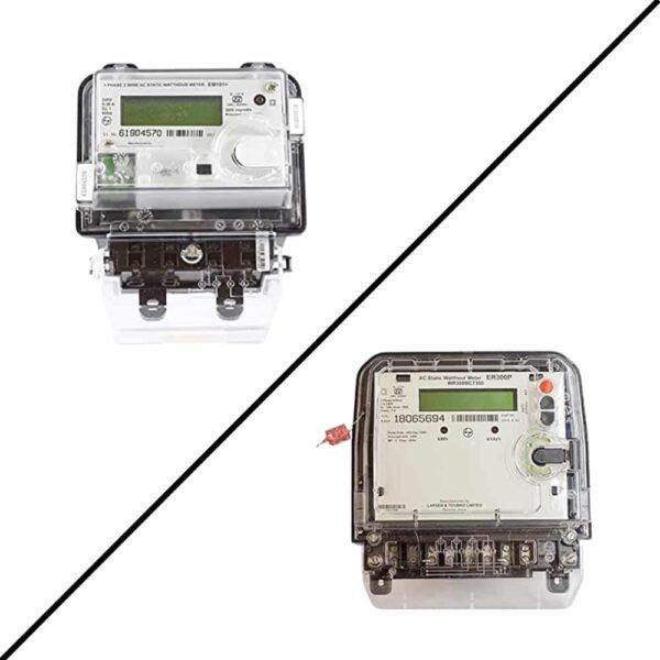 Buy l&t switchgear kwh sub meter lcd digital online