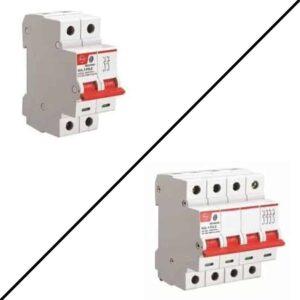 LT Switchgear Tripper Isolators